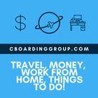 CBoardingGroup: Travel | Side Hustles | Gear | Staycations Pinterest Account