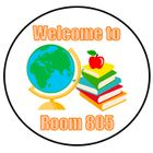 Welcome to Room 805 Pinterest Account