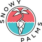 Snowy Palms // Graphic tees for adventurous souls Pinterest Account