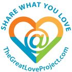 TheGreatLoveProject.com Pinterest Account