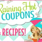Raining Hot Coupons Pinterest Account