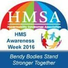 Hypermobility Syndromes Association instagram Account