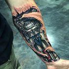 Tattoo World's Pinterest Account Avatar