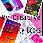 My Creative Activity Books Pinterest Account