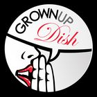Grownup Dish's Pinterest Account Avatar