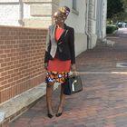 Angolan Fabric Fashion Pinterest Account