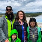 The Stoke Fam | Family Travel | Adventure | Outdoor | Homeschool instagram Account