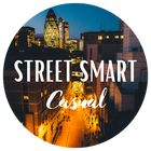 Street Smart Casual Pinterest Account