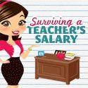 Surviving a Teacher's Salary Pinterest Account