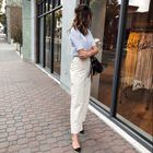 Girl Meets Gold | Casual Style's Pinterest Account Avatar