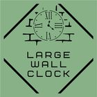 LargeWallClock instagram Account