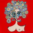 Large Original Contemporary Paintings  | Los Angeles Artist Kasia Pinterest Account