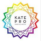Kate Pro Make-Up Artist Pinterest Account