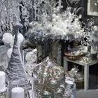 White Christmas Decor Pinterest Account