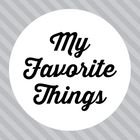 My Favorite Things's Pinterest Account Avatar