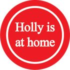 Holly is at home Pinterest Account
