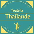 Toute la Thaïlande Pinterest Account