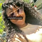 Kingsley Hair Company Pinterest Account