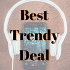 Best Trendy Deal's Pinterest Account Avatar