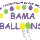 Bama Balloons Pinterest Account