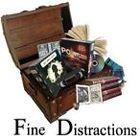 Fine Distractions Pinterest Account