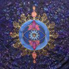 Larimar Silk Dreams - Mandalas For Meditation, Energy Healing And Home Decoration's Pinterest Account Avatar