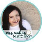 Mrs. Cookie's Music Room Pinterest Account