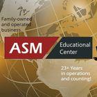 ASM Educational Center Account