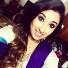Abirah Parupia instagram Account