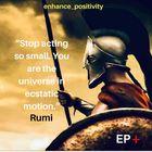 Enhance Positivity instagram Account