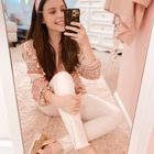 sequins & satin blog | pink, girly, & affordable fashion finds instagram Account