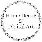 Home Decor & Digital Art Pinterest Account
