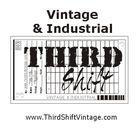 ThirdShift Vintage | Unique Vintage & Industrial Home Decor Account