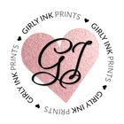 Girly Ink Prints Pinterest Account