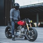 Cafe Racers Pinterest Account