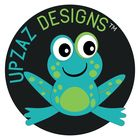 Clipart, Planner Icons, Digital Papers by Upzaz Designs Pinterest Account