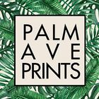 Palm Ave Prints instagram Account