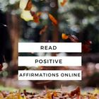 Affirmations.online Pinterest Account