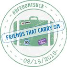 Friends That Carry On | Travel Tips and Inspiration Pinterest Account