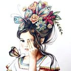 Flávia instagram Account