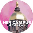 Her Campus Notre Dame Pinterest Account
