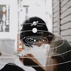 saturno. Pinterest Account