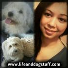 Renza | Life and Dog Stuff | Dog Mom Blogger instagram Account