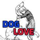 Dog Love Club Pinterest Account
