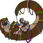 Tangled Otter Pinterest Account