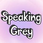 Speaking Grey | Mental Health's Pinterest Account Avatar