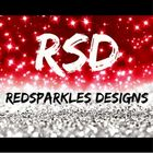 RedSparkles Designs Pinterest Account