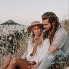 MARIE FE and JAKE SNOW | Travel Couple | Positive Vibes's Pinterest Account Avatar