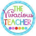 The Vivacious Teacher Pinterest Account