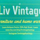 Liv Vintage Hastings instagram Account